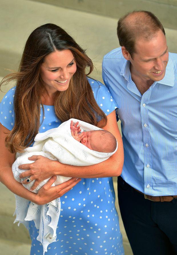 Księżna Kate, Książę William, syn