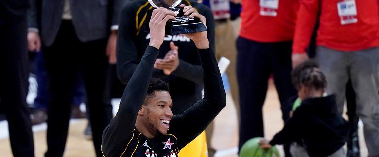 MVP Meczu Gwiazd NBA ustanowił rekord nie do pobicia. Ten wynik można już tylko wyrównać