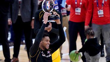 NBA All Star Game Basketball/ Giannis Antetokounmpo - MVP 2021