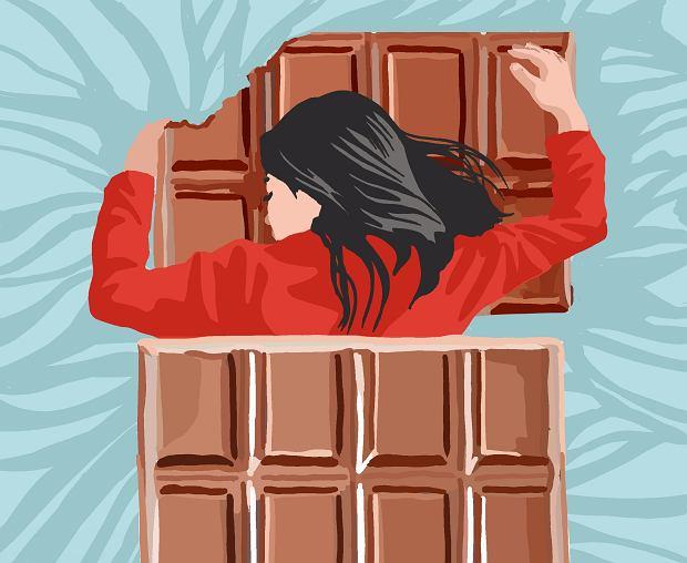 Przed miesiączką dobrze jest przygotować sobie zdrowe słodkości. Najlepiej, by to były owoce czy domowe słodycze z naturalnych składników