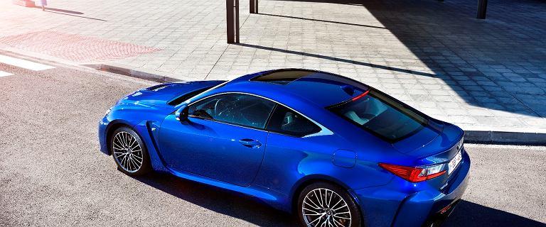 Testujemy Lexusa RC F. Wspaniałe auto w starym stylu! Niemcy takich nie robią, tylko Ford...