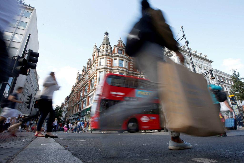 Londyn, Oxford Street