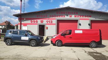 FCA Poland udostępnia samochody polskim służbom walczącym z COVID-19