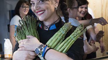 Warsztaty Akademii Kulinarnej Whrlpool i magazynu KUCHNIA poprowadziła Cristina Catese