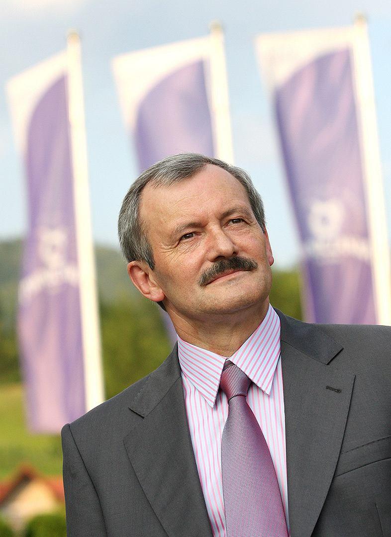 Ryszard Skwarczek, prezes zarządu