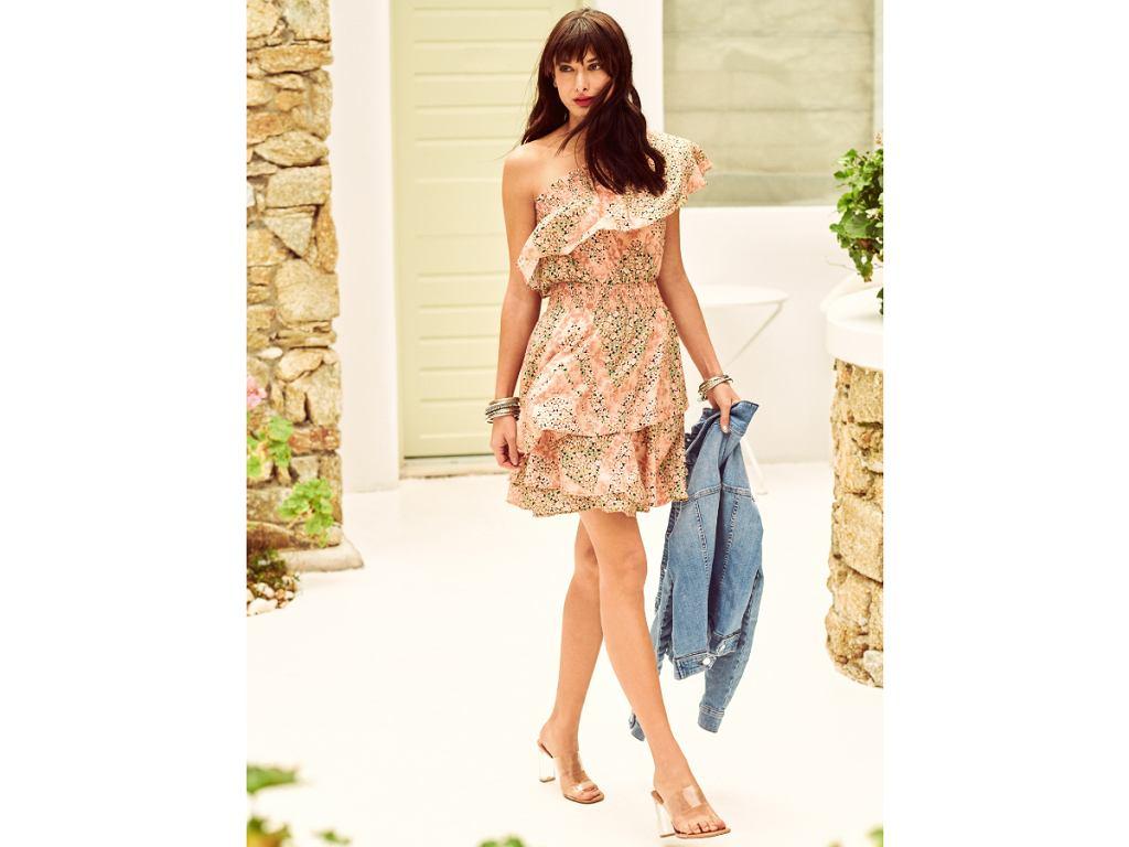 Sukienka Orsay na jedno ramię