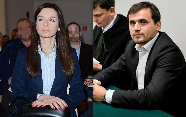 Marta Kaczyńska, Marcin Dubieniecki.