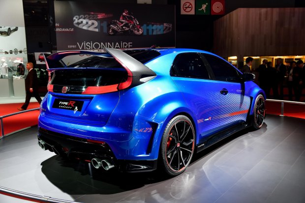Honda Civic Type-R Concept