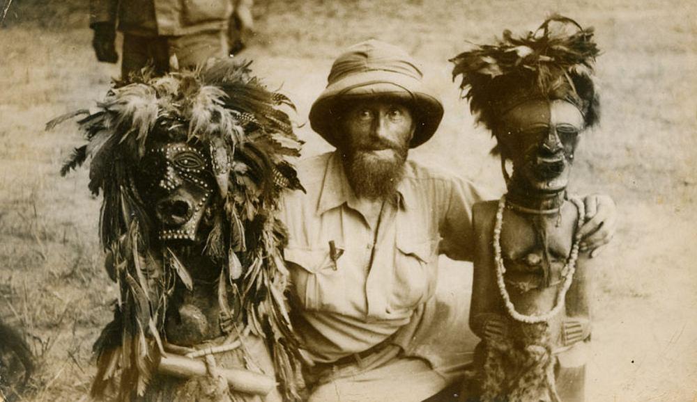Kazimierz Nowak, Kongo (fot. Archiwum Wydawnictwa