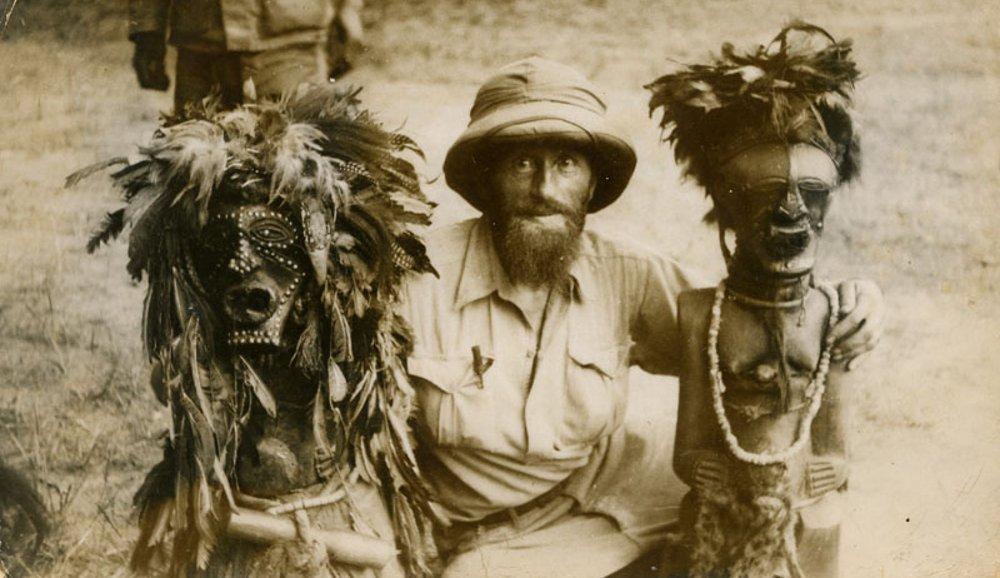 Kazimierz Nowak, Kongo