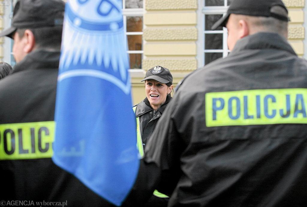 Policjanci odwiedzą Mateusza Morawieckiego