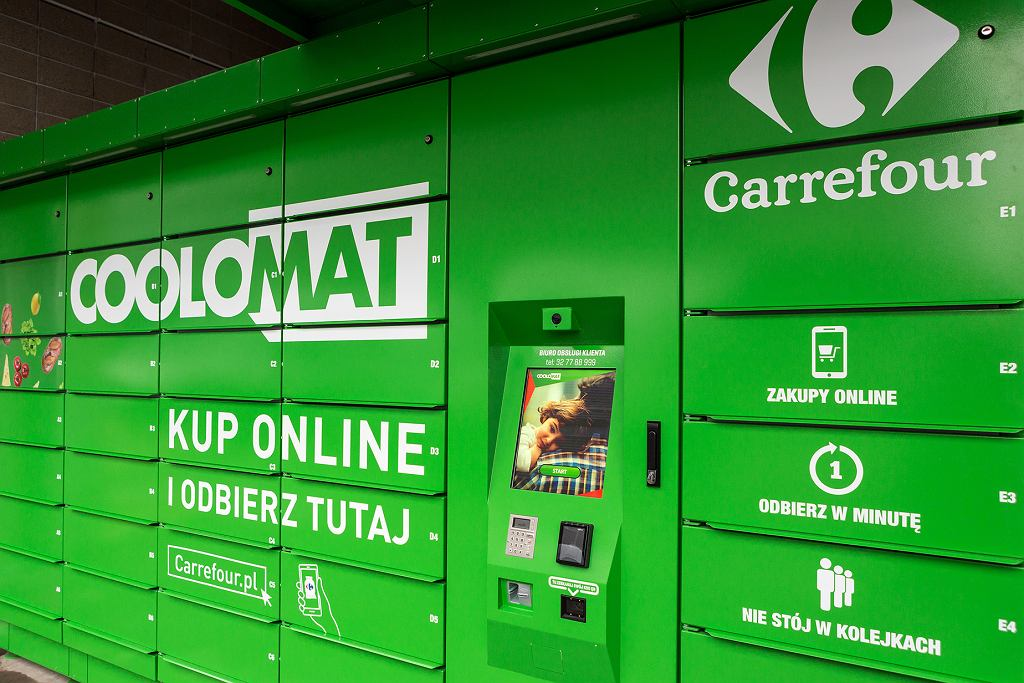 Carrefour PRO - nowy hipermarket łączący w sobie zakupy tradycyjne i interaktywne