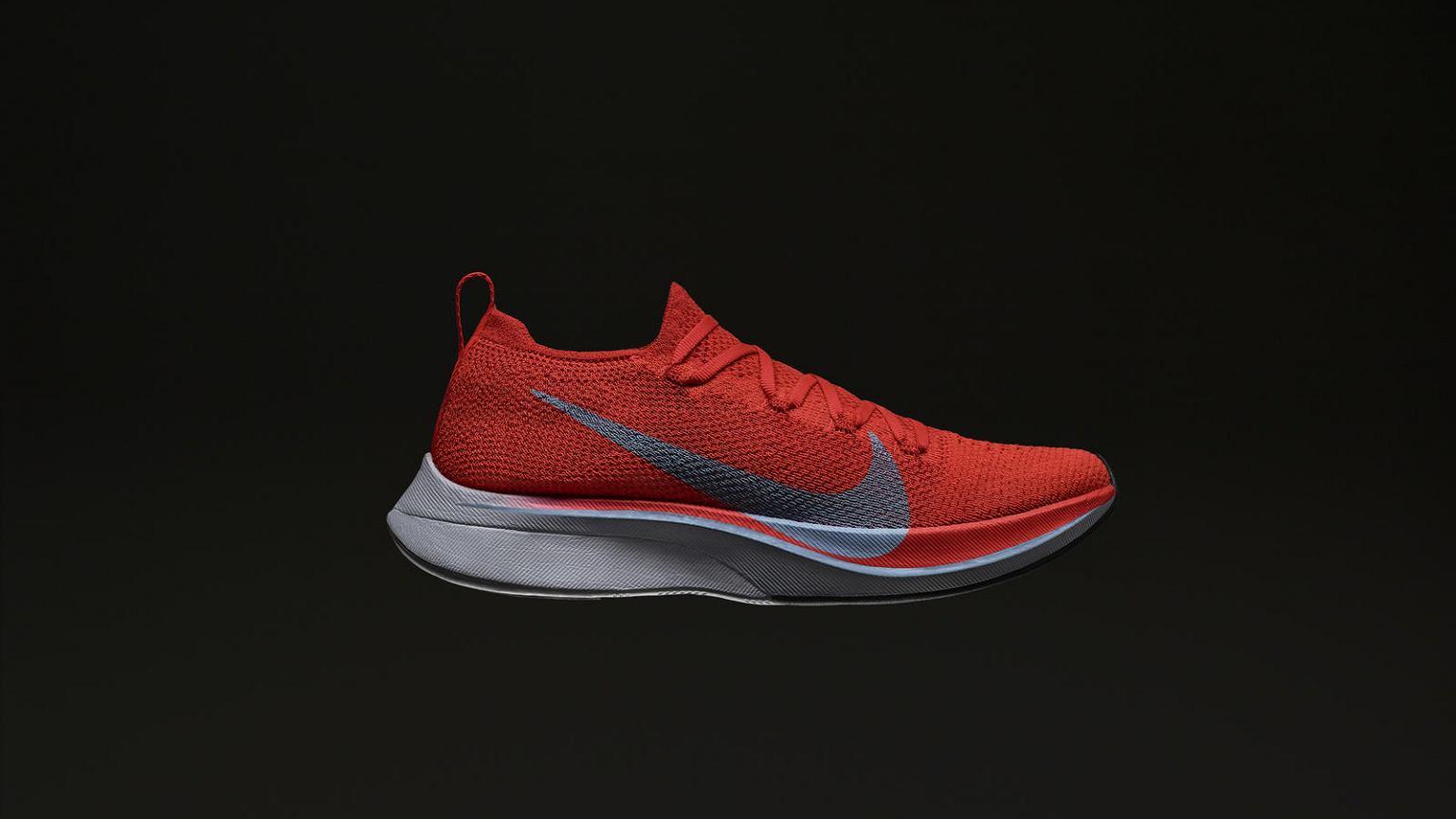 Nike Zoom Vaporfly 4% Flyknit i Nike Zoom Fly Flyknit nowe
