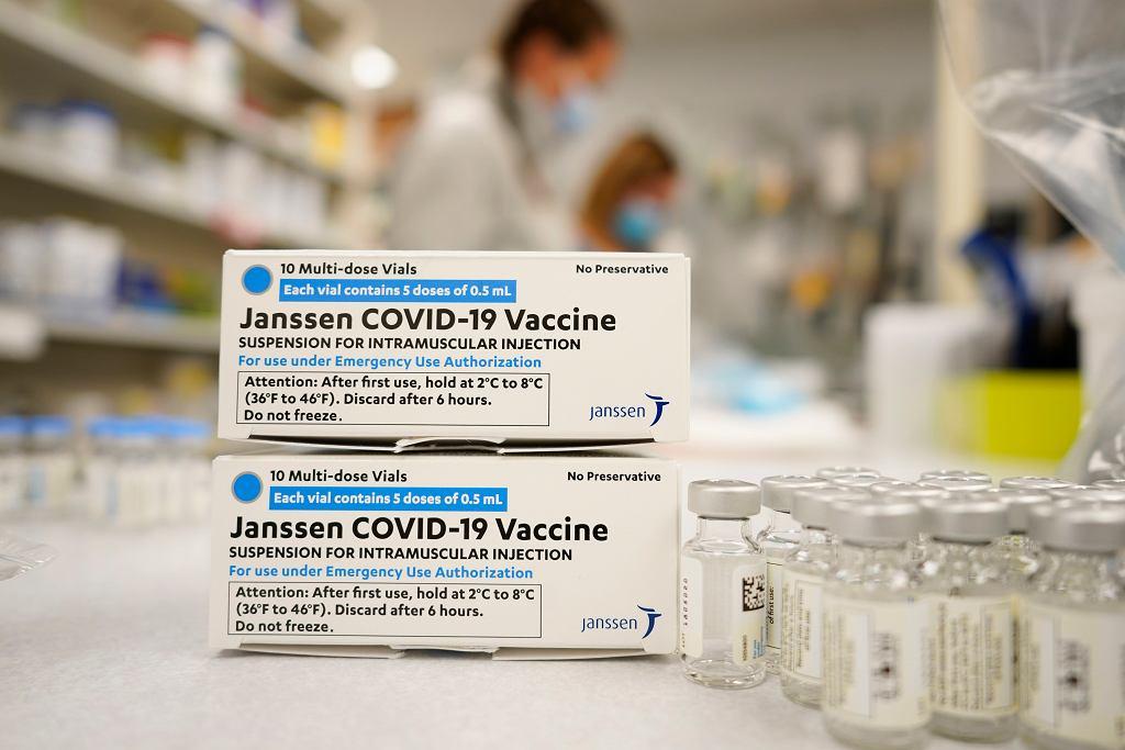 EMA o szczepionce Johnson & Johnson (zdjęcie ilustracyjne)