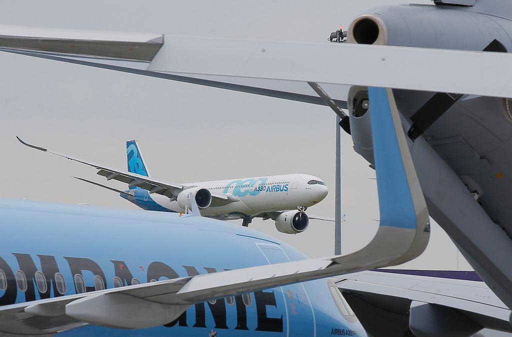France Paris Air Show