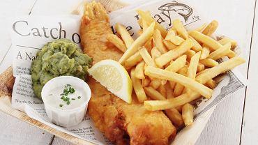 Fish and chips czyli klasyczna ryba z frytkami