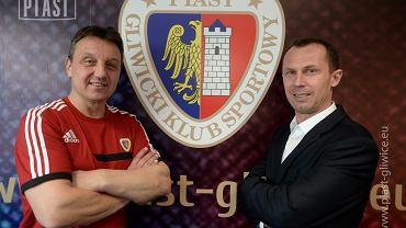 Jiri Necek i Radoslav Latal