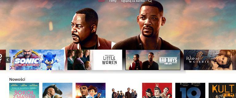 Canal+ rusza z nowym serwisem VOD. Użytkownicy będą mogli wypożyczyć hity filmowe online