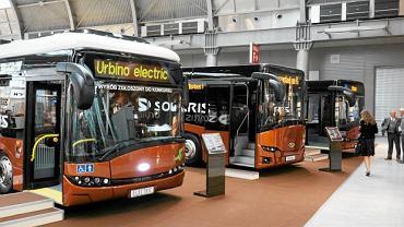 Solaris to wiodący europejski producent autobusów