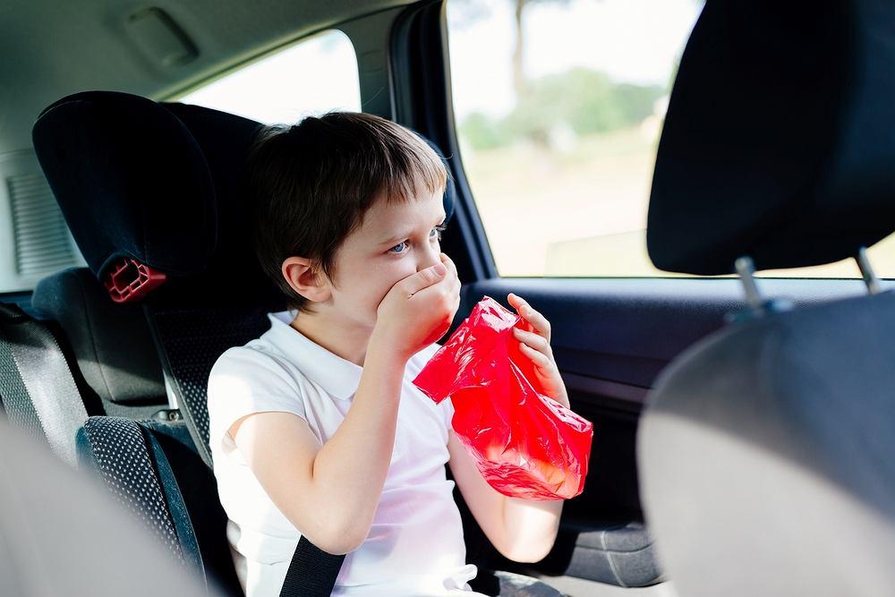 Choroba lokomocyjna bierze się z rozbieżności sygnałów, jakie docierają do mózgu z narządów zmysłów