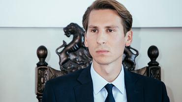 Kacper Płażyński, kandydat na prezydenta Gdańska