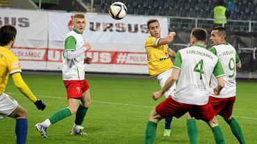 Półfinał Pucharu Polski na szczeblu LZPN. Motor - Lublinianka 1:0