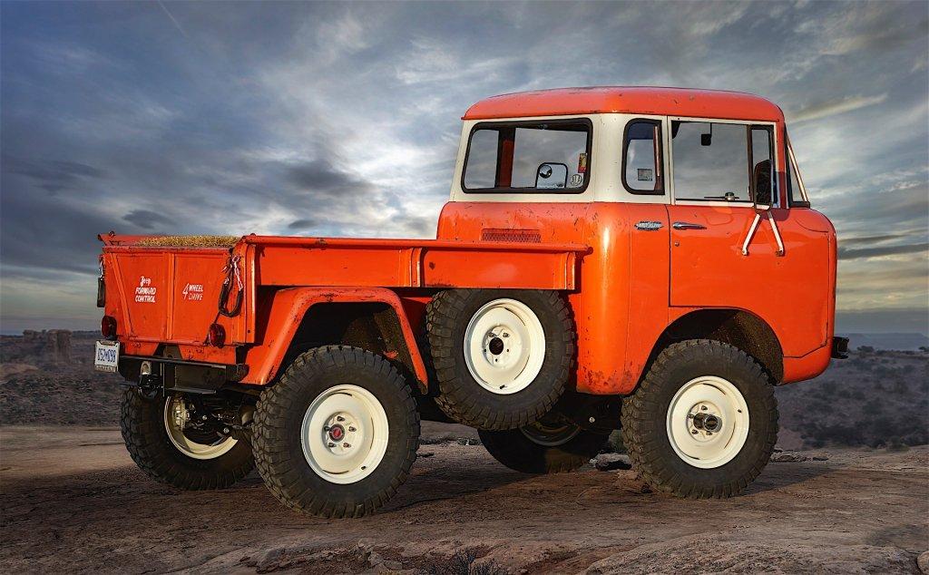 Jeep FC150 Concept