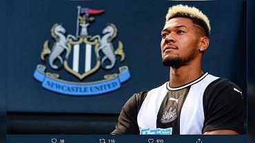 Joelinton zawodnikiem Newcastle United