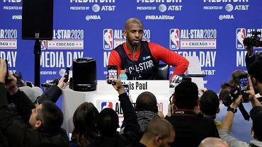 Transferowy hit w NBA! Chris Paul zarobi 80 milionów dolarów