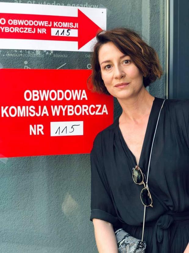 Maja Ostaszewska. Wybory prezydenckie 2020 r.