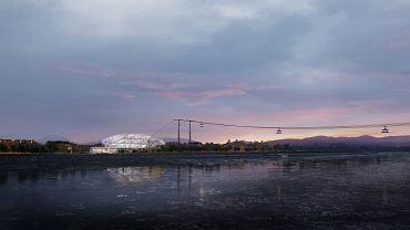 Pierwsza transgraniczna kolejka linowa nad rzeką Amur