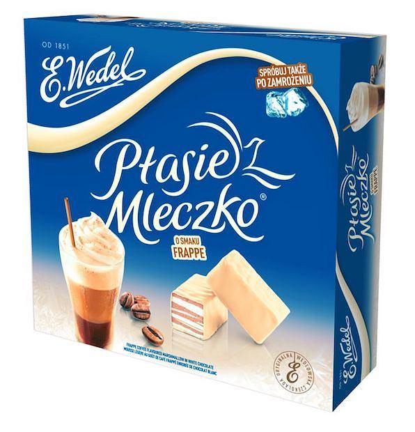 E.Wedel Ptasie mleczko Frappe