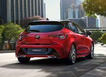 Toyota Corolla zastępuje Aurisa - nowy model już z rabatem do 12 tys. zł