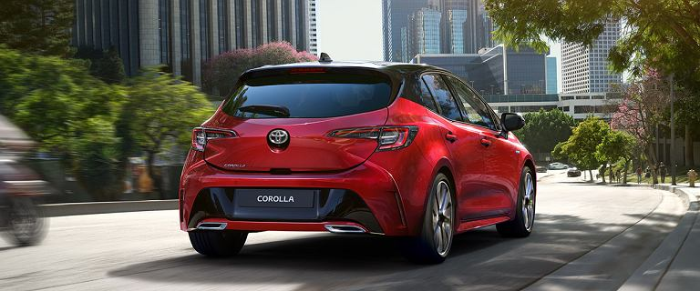 Toyota Corolla zastępuje Aurisa - nowy model już z rabatem do 9 tys. zł