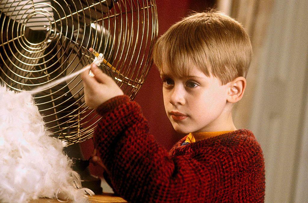 Filmy świąteczne - ,,Kevin sam w domu'