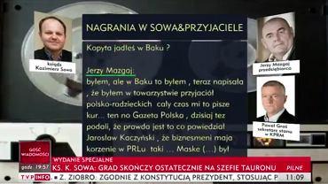 TVP Info opublikowała nagrania z 'Sowa i Przyjaciele'