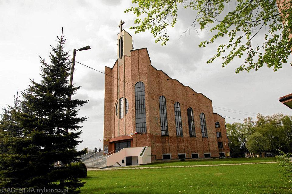 Kościół pod wezwaniem Matki Boskiej Szkaplerznej w Tarnowie