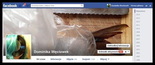 Cześć, pozdrawiam Was z Facebooka
