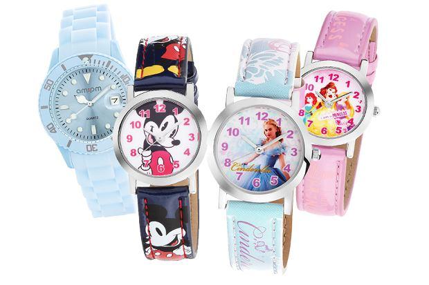 Zegarki dla dziewczynek