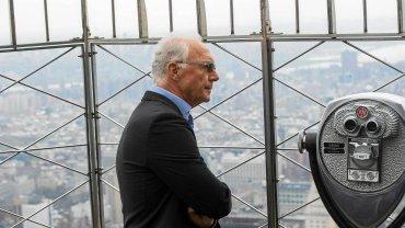 11 września. Franz Beckenbauer