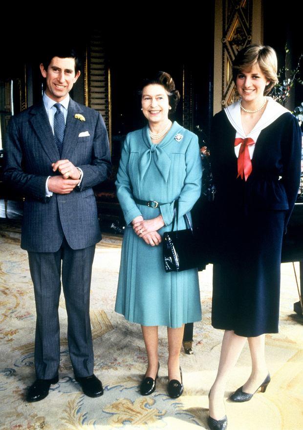 Lady Diana poznaje swoją przyszłą teściową