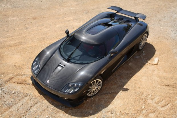 Koenigsegg CCX R Special Edition V8 S