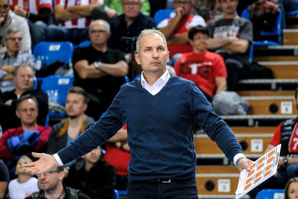 Andrzej Kowal. Asseco Resovia Rzeszów vs GKS Katowice 0-3