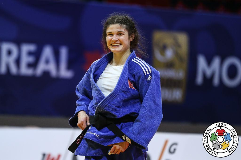 Julia Kowalczyk brązową medalistką mistrzostw świata w judo