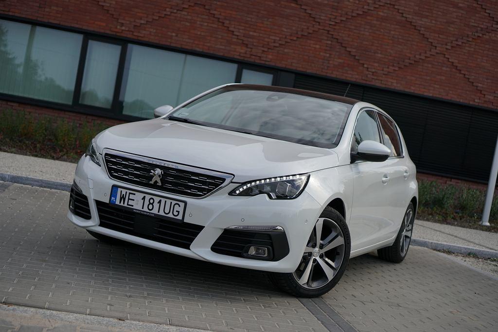 Peugeot 308 1.2 PureTech 130 KM EAT8
