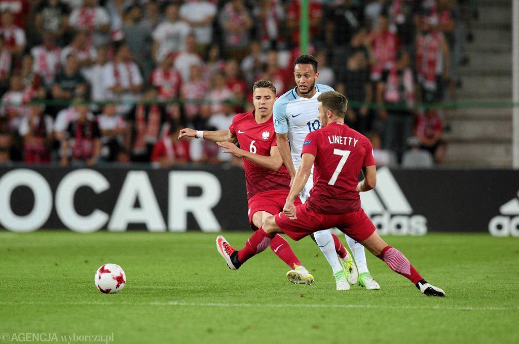 Mecz Polska - Anglia, mistrzostwa Europy U21, Kielce, 22 czerwiec 2017