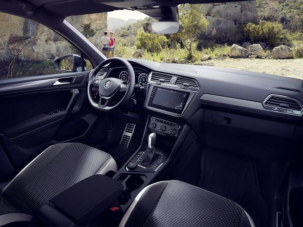 Volkswagen Tiguan Offroad