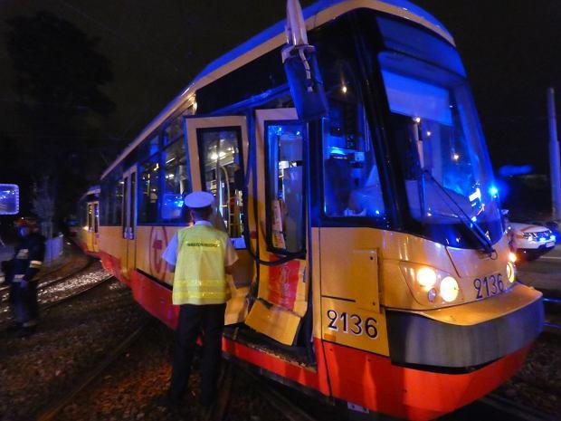 Трамвайная авария в Воле