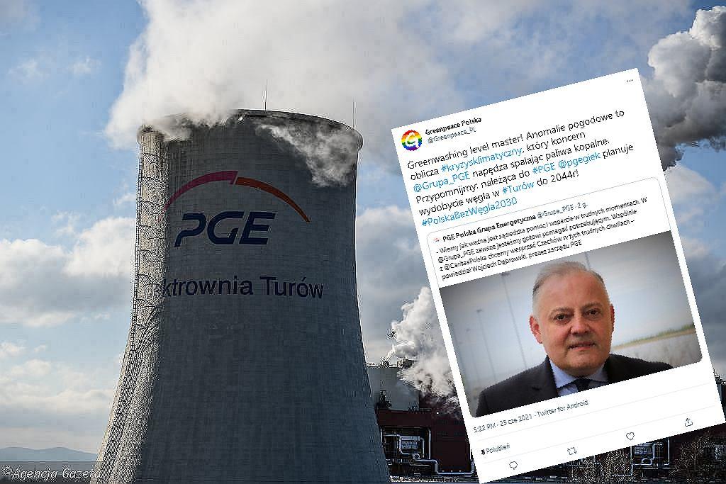PGE proponuje Czechom pomoc. Greenpeace odpowiada: 'Wy tak serio? Może odejdźcie od spalania węgla' (zdjęcie ilustracyjne)