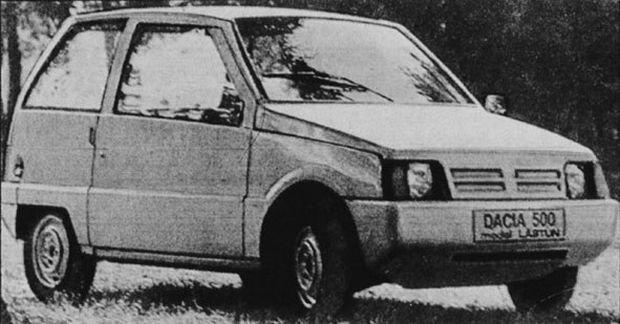 Dacia 500 / Dacia Lastun